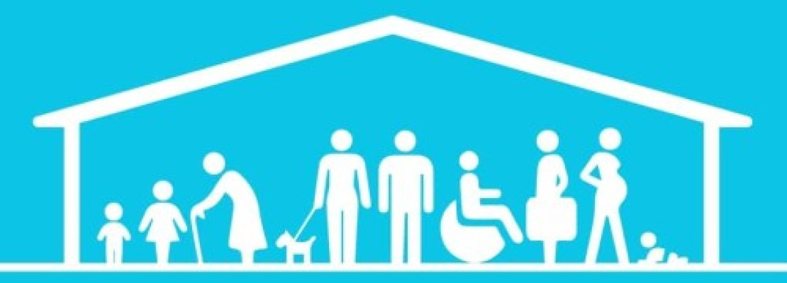 Immagine esplicativa di casa accessibile a tutti