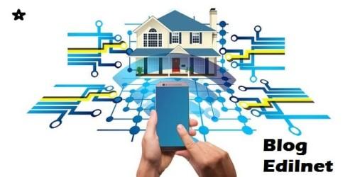 Immagine che mostra la potenzialità della domotica nella gestione della casa