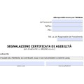 Esempio di certificato di agibilità