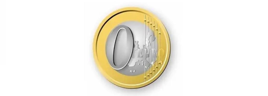 Euro a zero