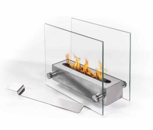 Caminetto in bioetanolo in stile moderno