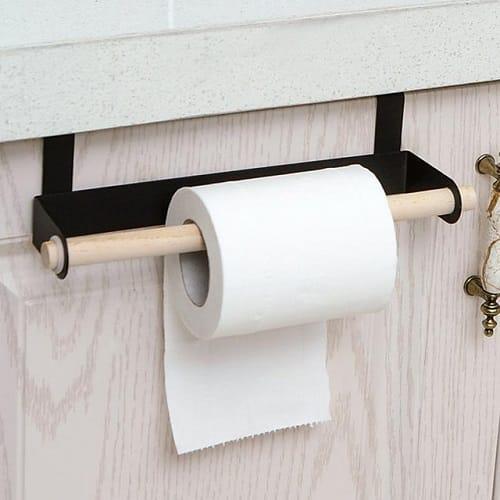 Porta carta igienica in stile vintage
