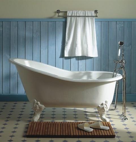 1- vasca da bagno vintage
