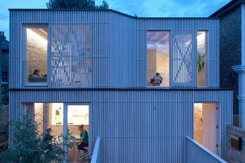 2. Pocket House Inghilterra