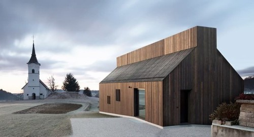 3. Chimney House - Slovenia