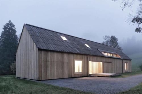 5. Haus am Moor - Austria
