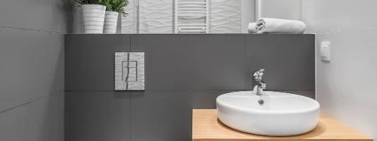 Alcune fantastiche idee per la ristrutturazione di un bagno cieco.